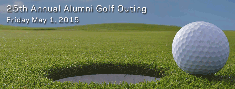 25th Annual Alumni Golf Outing